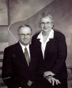 Arnold and Sandra Glassford