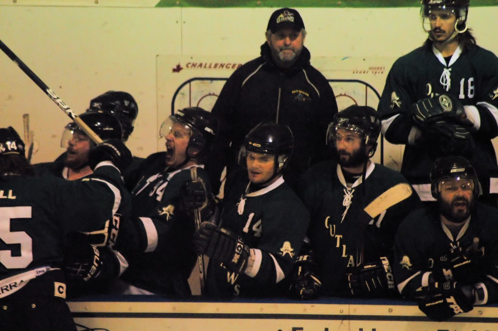 senior men's hockey in Saskatchewan