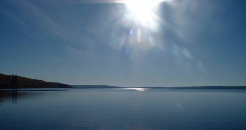 lakesun