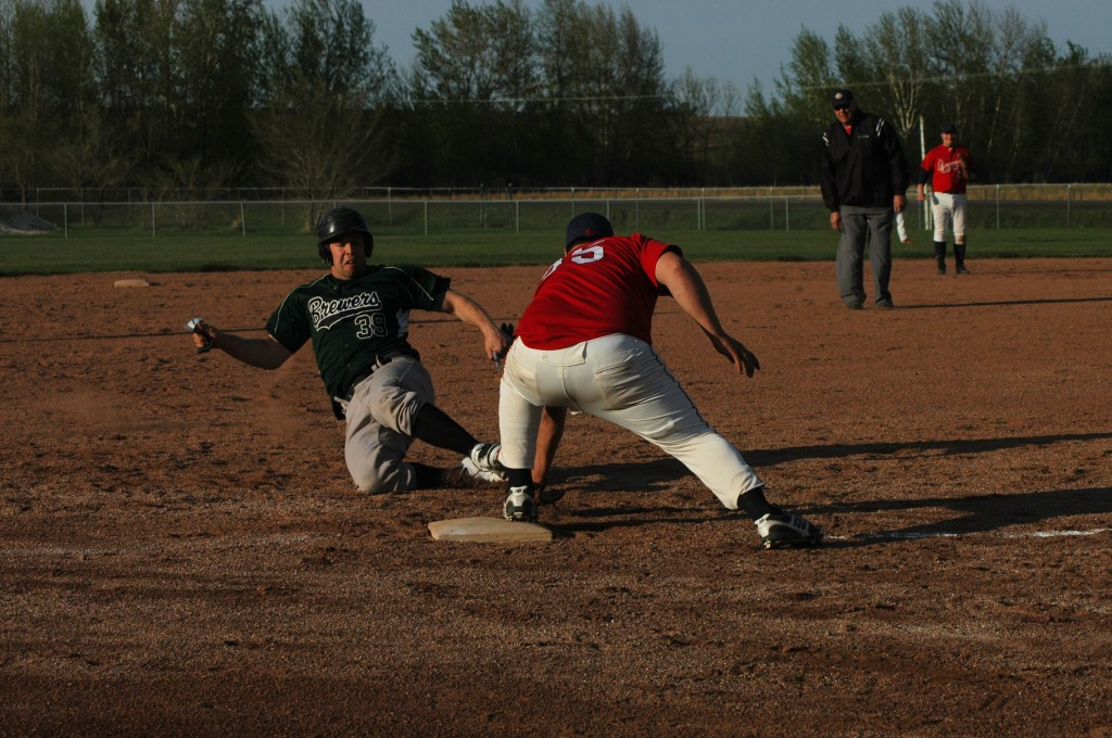Wilkie Brewers v. Unity Cardinals