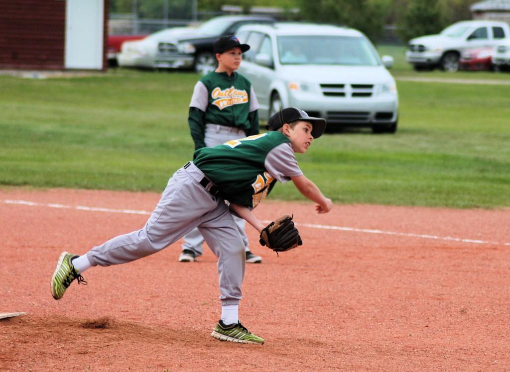 Baseball in Wilkie SK