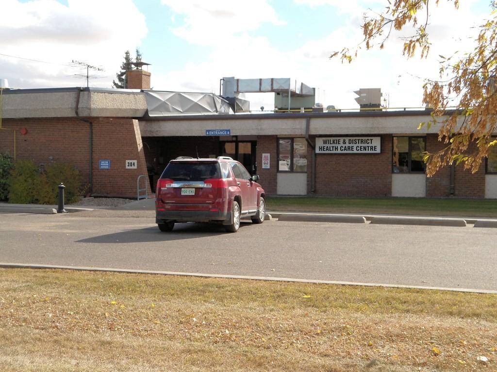 Wilkie Health Centre
