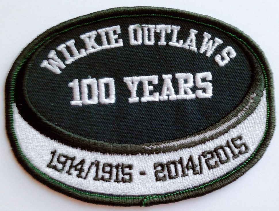 100 Years of Outlaw Terror