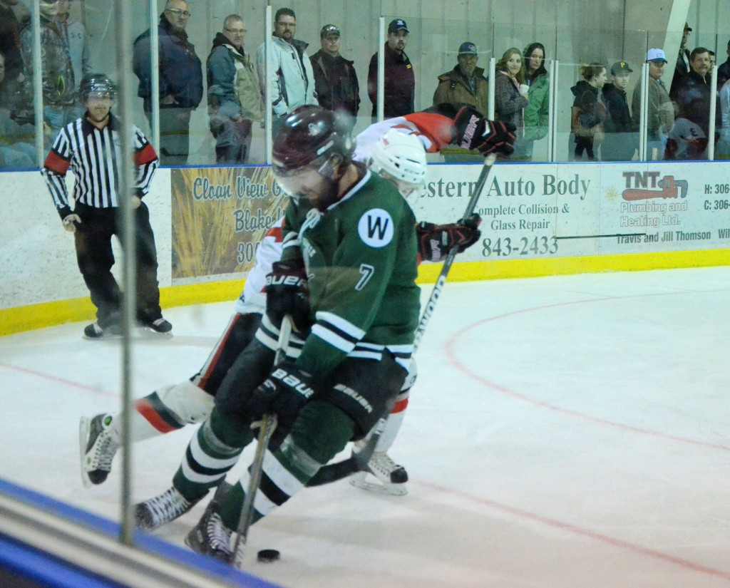 Wilkie Outlaws - 2015 SWHL final