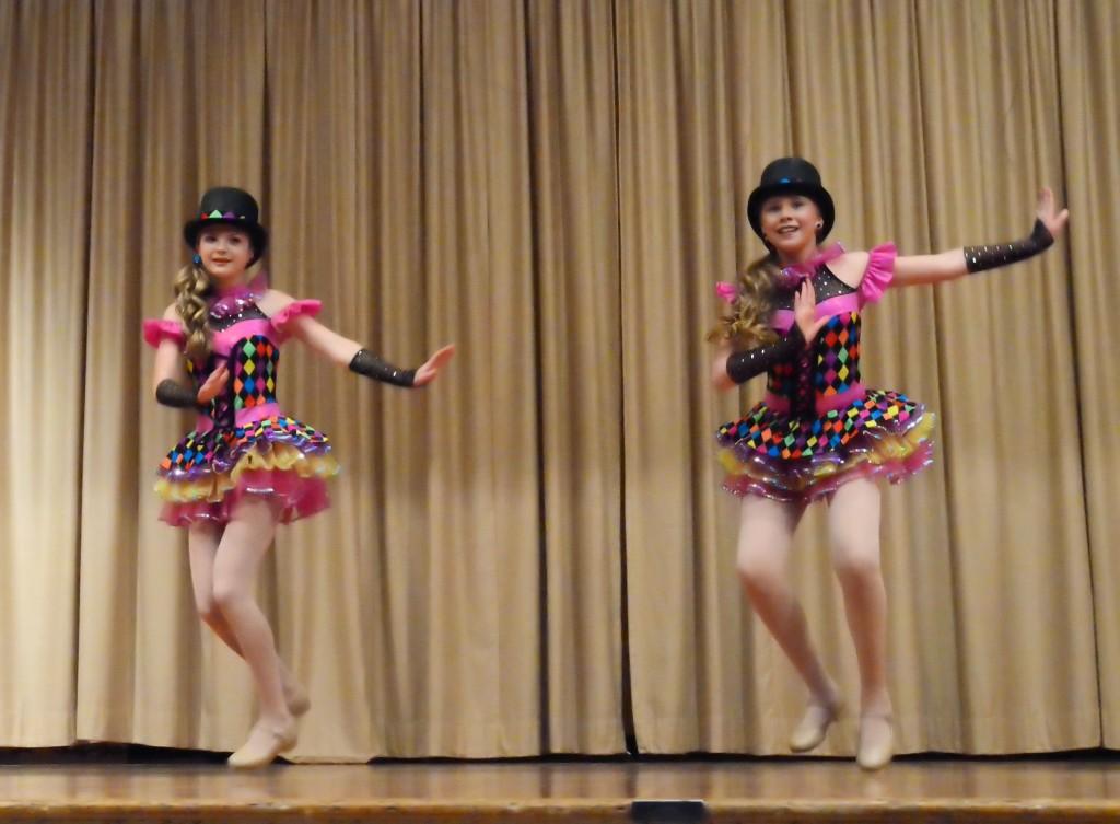 tap dance duet