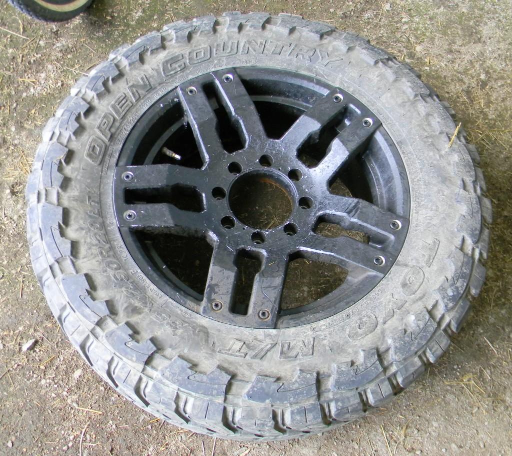 rcmp tire