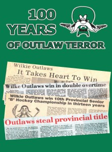 Book cover - 100 Years of Outlaw Terror