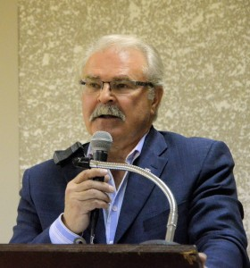 Conservative Gerry Ritz
