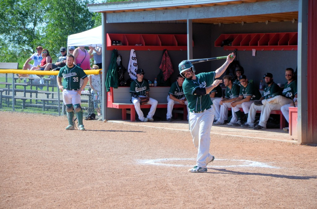 senior 1st batter
