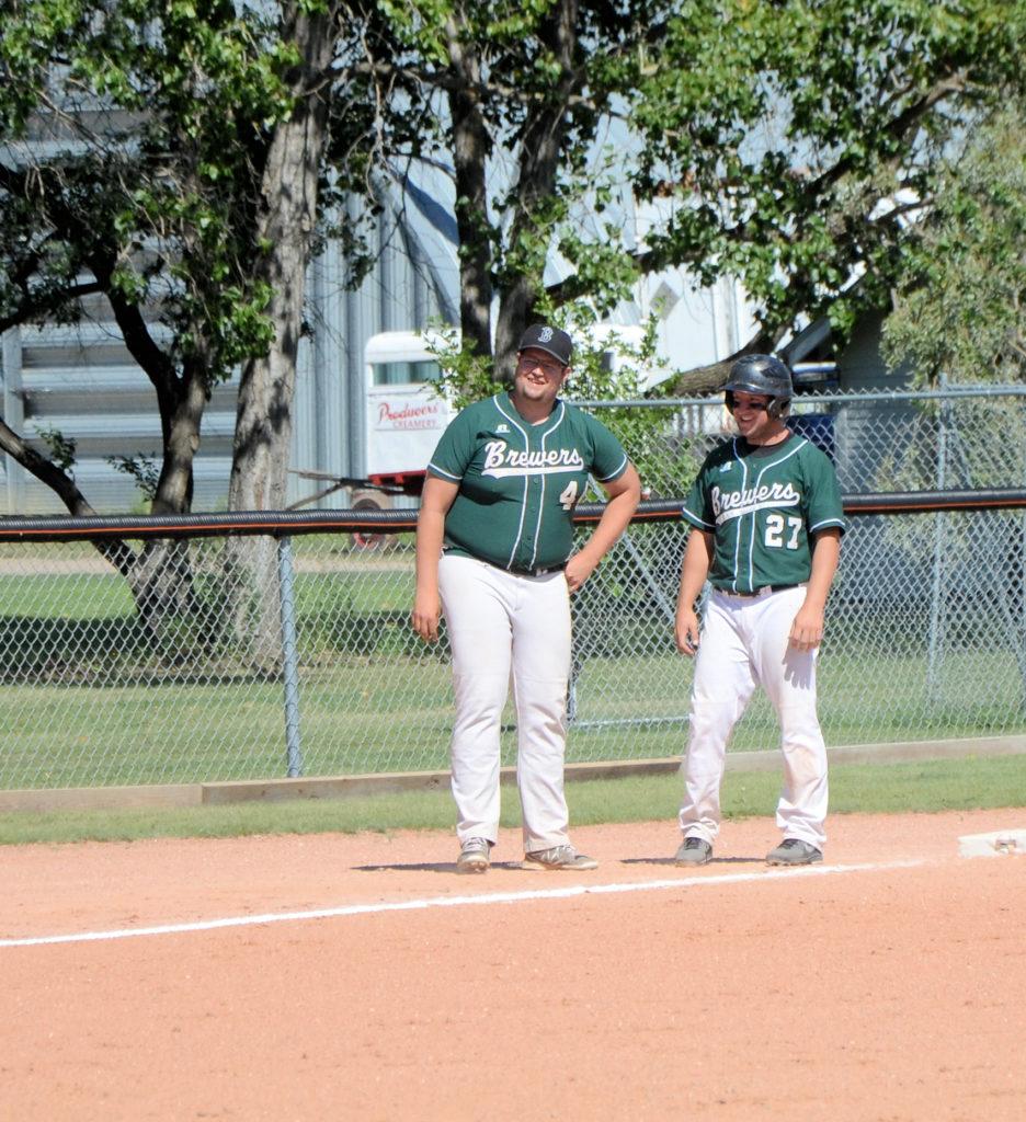 Wilkie Brewers baseball